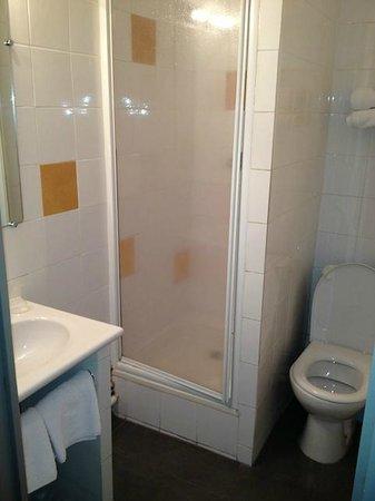 Hotel des Arts : La salle de bain