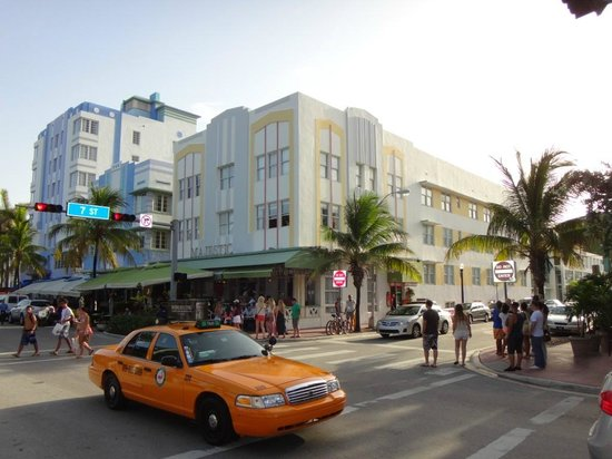 Majestic Hotel South Beach: Hotelansicht