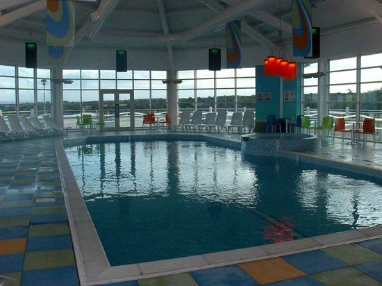 Crimdon Dene Holiday Park   Park Resorts: Heated Indoor Swimming Pool