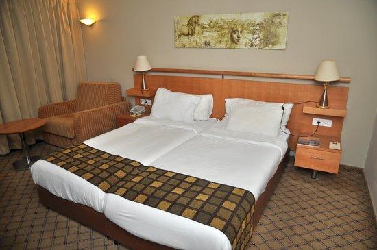Leonardo Privilege Hotel Eilat: наш номер