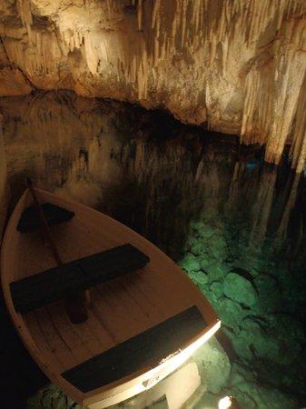 Crystal & Fantasy Caves: breathtaking setting