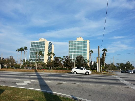 Doubletree By Hilton at the Entrance to Universal Orlando: Hotel
