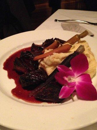 Brando's Citi Cucina: Hanger Steak