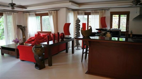 Shiva Samui: Villa Baan Chang