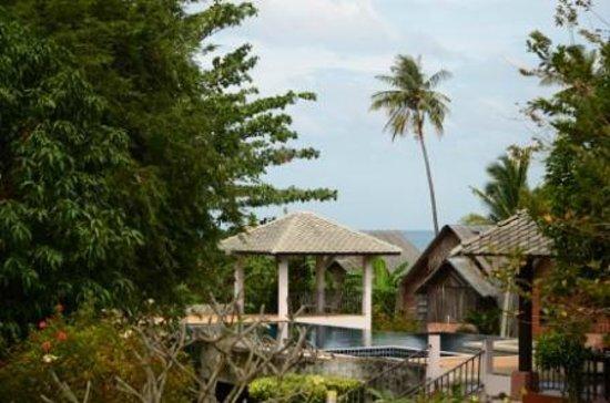 Soontreeya Lanta: Nice pool and garden