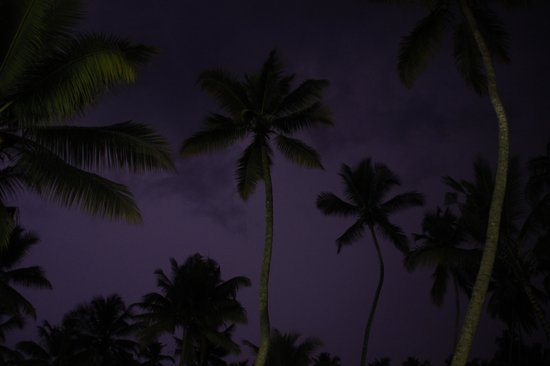 Carnoustie Ayurveda & Wellness Resort: Stormy Night
