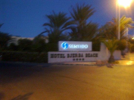 SENTIDO Djerba Beach: Gateway