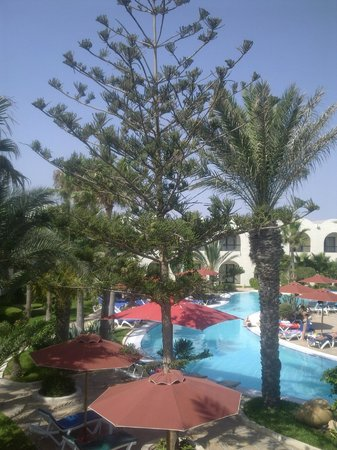 SENTIDO Djerba Beach: Pool View
