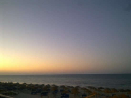 SENTIDO Djerba Beach: Beach Sunset