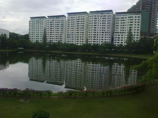 Flamingo Hotel by the Lake: view to the lake