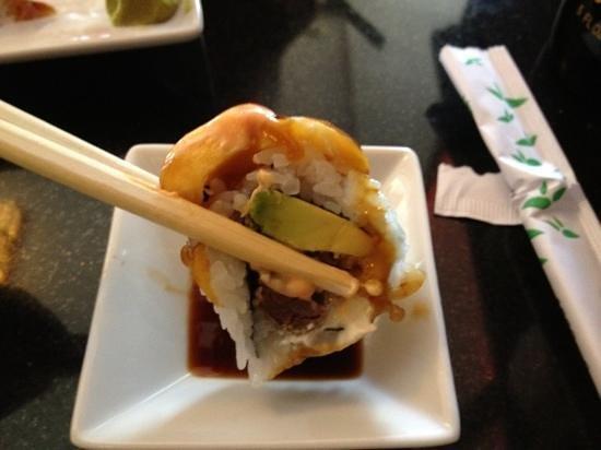 Restaurant Tokyo:                                     sushi!