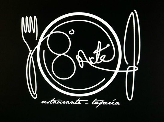 8 Arte Tapería-Restaurante: Logo 8º Arte