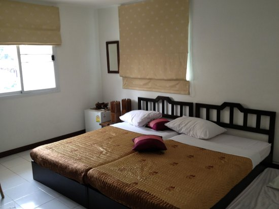 Top Garden Boutique Guesthouse: Chambre