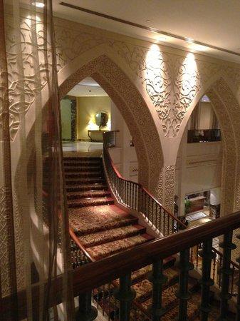 Sheraton Abu Dhabi Hotel & Resort: interni dell'hotel