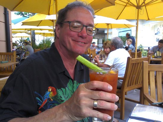 Merriman's Market Cafe : Bloody Mary's keep us comin' back!
