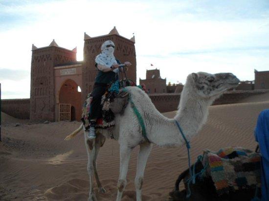 Stargazing Hotel Sahara Sky : Kasbah Sahara Sky Hotel, Marocco