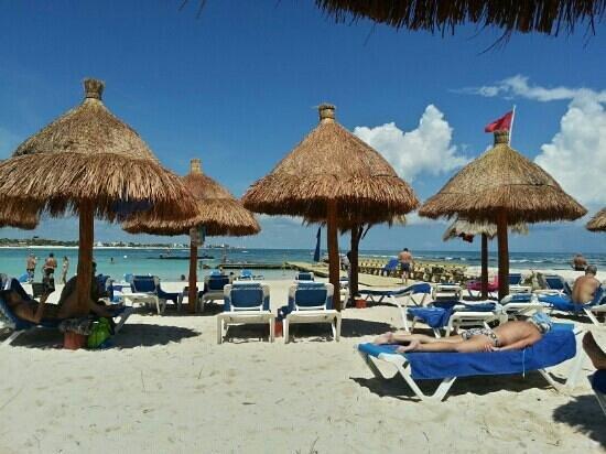 Grand Bahia Principe Coba: fantastic beach