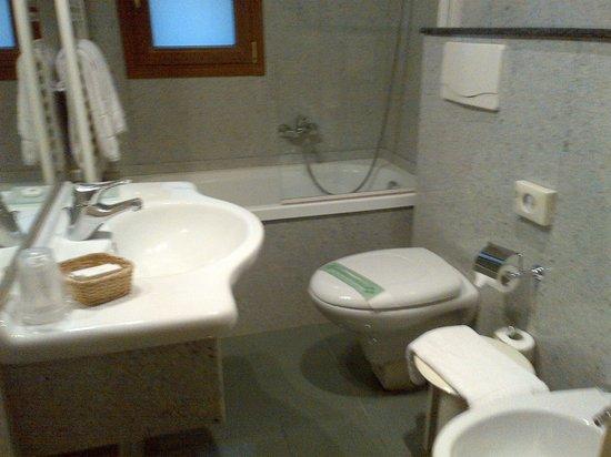 Hotel Antico Mulino : SDB