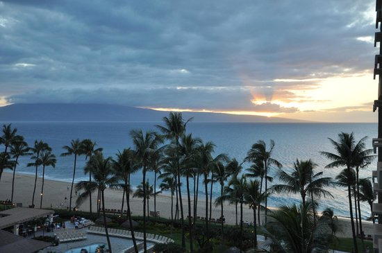 Kaanapali Alii: Beautiful sunsets