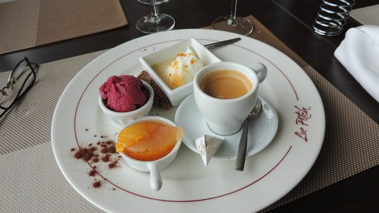 Le Pitch: le café gourmand