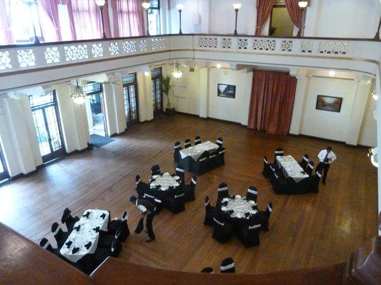 Salle de restaurant principal