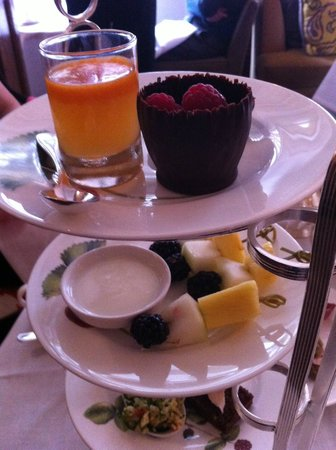 Brown's Hotel: Tea-Tox