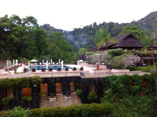 The Datai Langkawi: Datai bâtiment principal