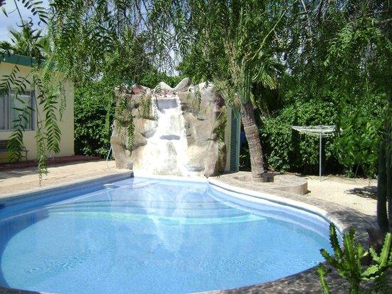 Hacienda Del Sol: Pool next to Casa Sonria