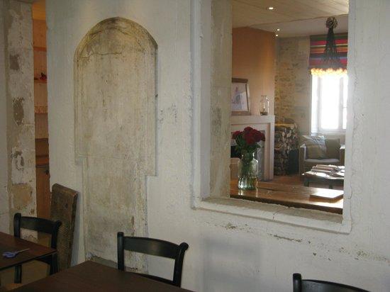 Hôtel Le Sénéchal : espace de vie