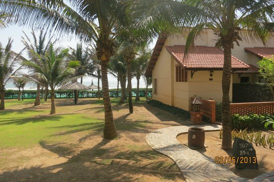 Pandanus Resort: Bungalow 102