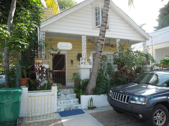 Jasmine House Picture Of Jasmine House Key West