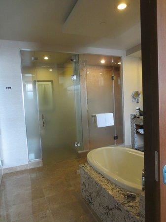 Bathroom  Picture Of Aria Sky Suites, Las Vegas Tripadvisor