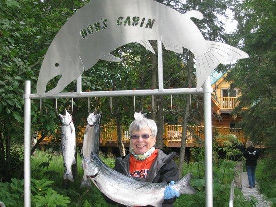 Bob's Cabin & Guide Service: Jody Welker Aug 18, 2012