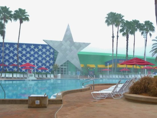 Disney's All-Star Sports Resort: Love it