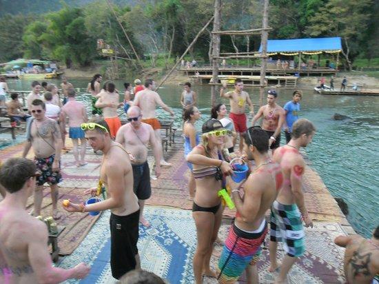 River Tubing: Tubbing