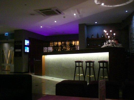Hotel Meira: Recepción