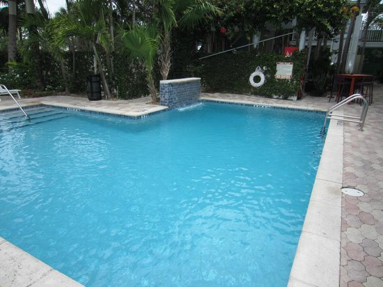 Almond Tree Inn : Well Kept Pool