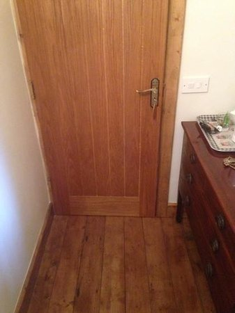 The Old Barn Bed and Breakfast: top top quality woodwork !
