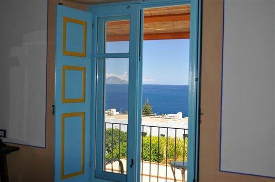 Hotel Mamma Santina: Balcony