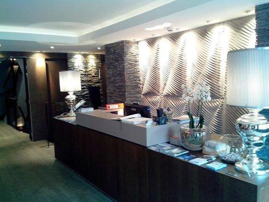 Hotel Le Savoy : accueil