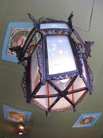China-Restaurant Man Fat:                                     The lantern