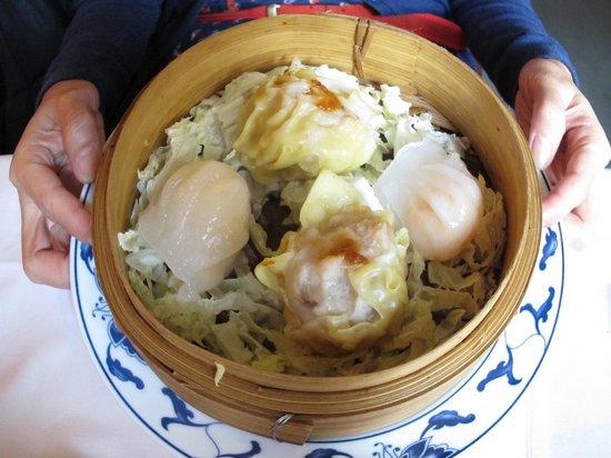 MAN FAT chinesisches Restaurant:                                     Dim Sum