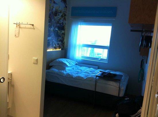 Icelandair Hotel Reykjavik Marina : chmabre solo