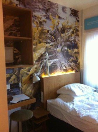 Icelandair Hotel Reykjavik Marina : chambre solo