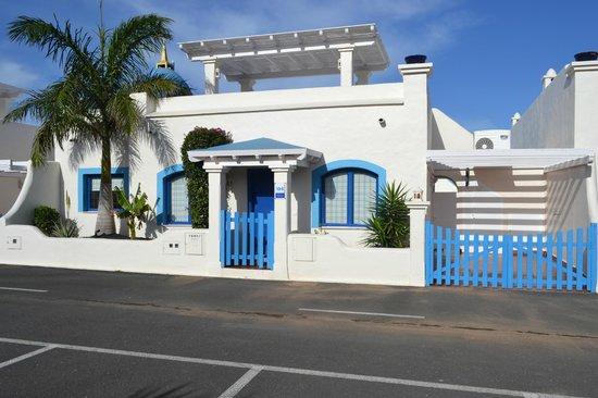 Bahiazul Villas & Club: Villa entrance