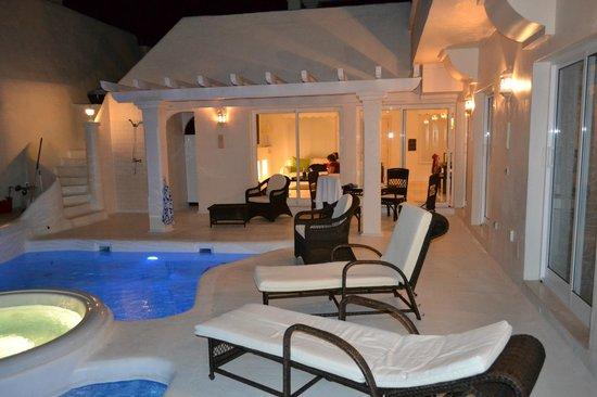 Bahiazul Villas & Club: Pool area