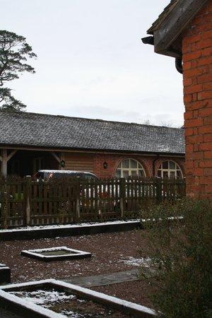 Shetton Barns : The Coach House
