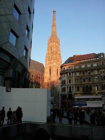 維也納展覽中心宜必思飯店照片