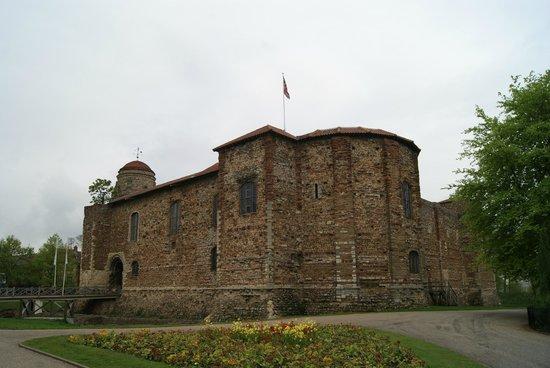 Colchester Castle Museum: Colchester Castle Front