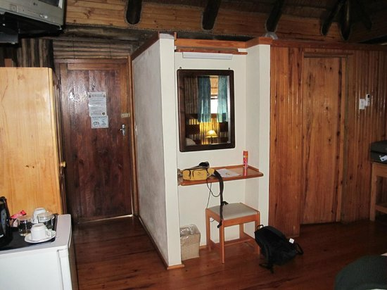 Sodwana Bay Lodge: interno